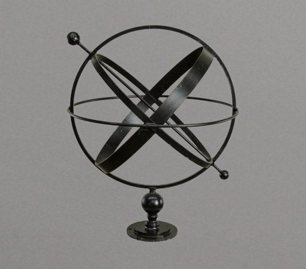 40cm black Armillay sphere