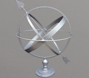 40 cm Armillary Sundials