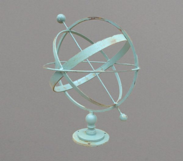 40CM Light green 4 ring armillary