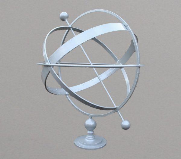 50 cm Armillary sphere Sundial