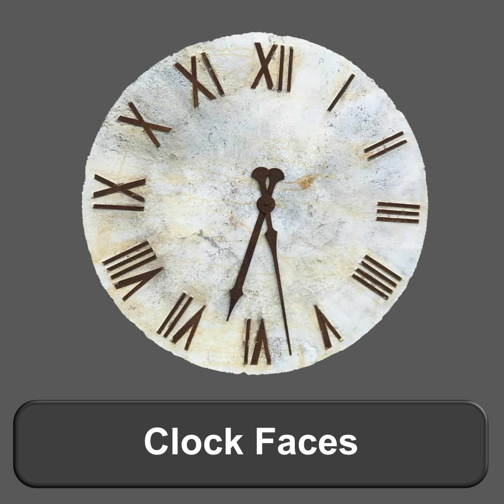 Large Decorative Clocks
