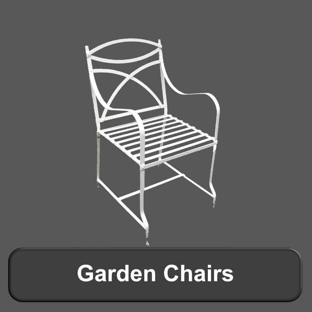 Metal Garden Chairs